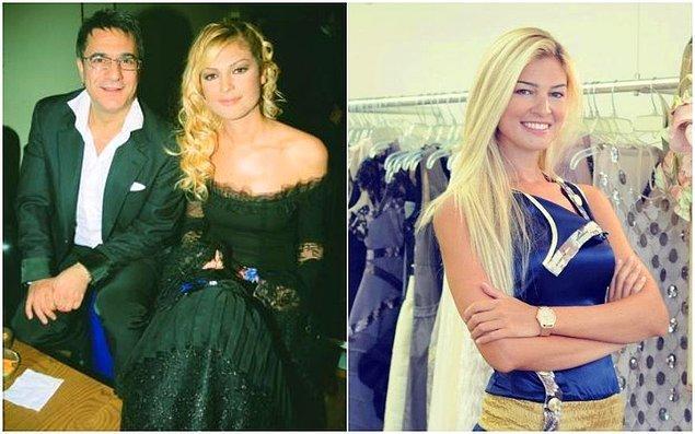 3. Mehmet Ali Erbil'in genç eşi olarak tanıdığımız güzeller güzeli Sedef Altıntaş