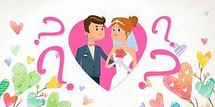 Evleneceğin Kişinin İsminin İlk Harfini Söylüyoruz!