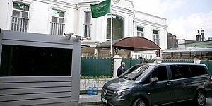 Suudi Arabistan Başkonsolosu Ülkesine Döndü, Olay Yeri İnceleme Ekipleri Konutuna Girdi