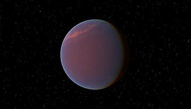 3. Gj 1214b - Su Dünyası