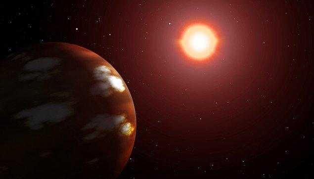 4. Gliese 436b - Fizik kurallarına karşı duran bir gezegen
