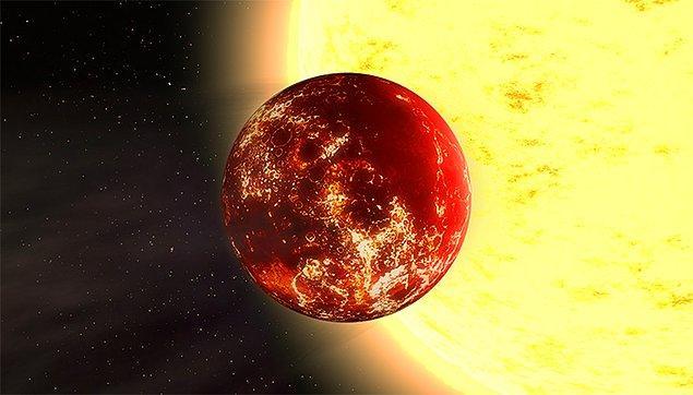 5. 55 Cancri E - Elmas gezegen
