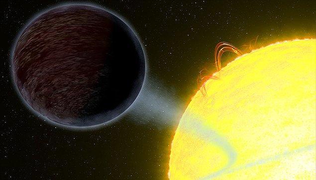 9. Wasp-12b - Işığı yiyip bitiren gezegen