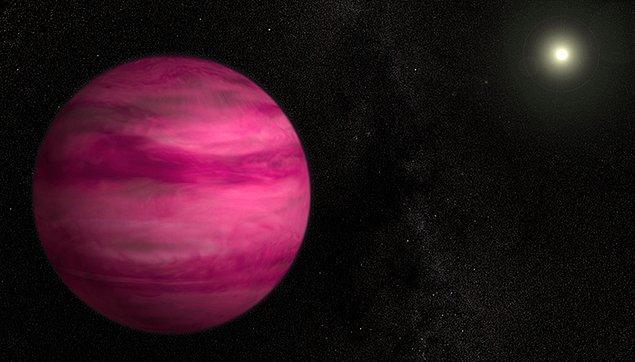 10. Gj-504b - Pembe gezegen