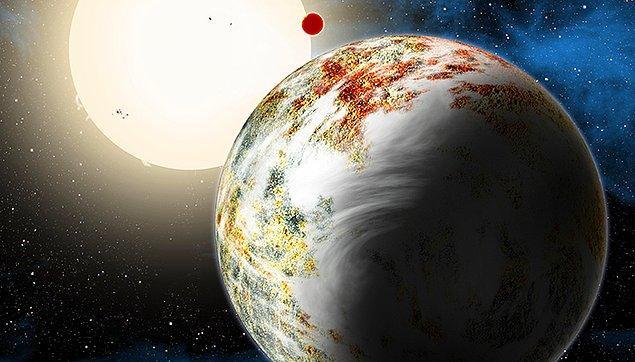 11. Kepler-10c - Mega Dünya