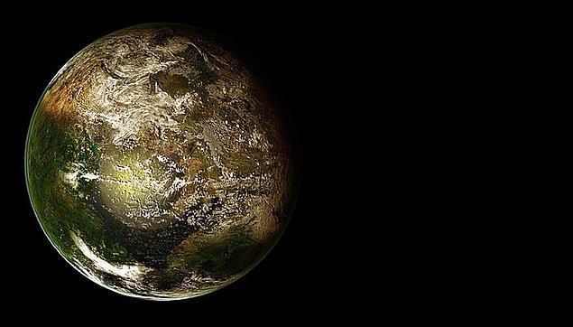 15. Kepler-438b - Çapı ve kütlesi bakımından dünyaya en çok benzeyen gezegen