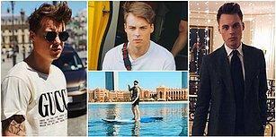 Yakışıklılığıyla Yüreğinizi Hoplatacak 25 Yaşındaki Dünyanın En Genç Milyarderi: Gustav Magnar Witzøe