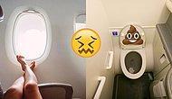 Uçak Yolculukları Sırasında Kabin Görevlilerini En Çok İğrendiren Yolcu Davranışları