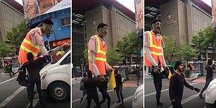 Işıkta Bekleyen Araçların Camlarını Silerek Para Kazanma Olayını Bambaşka Bir Boyuta Taşıyan İnsanlar