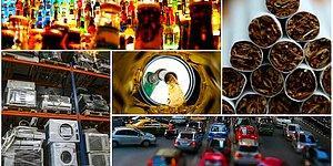 Bütçe Teklifi Meclis'te: ÖTV Gelirinin İçkide Yüzde 23, Beyaz Eşyada Yüzde 47 Artması Hedefleniyor