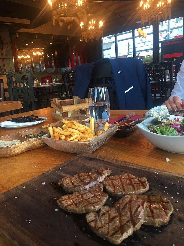 14. Ferfene Steakhouse