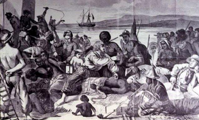 12. 1.500.000 kişi - Altıncı Kolera Pandemisi (1899-1923)