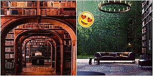 İhtişamı ve Görkemiyle Bizi Kendi İçine Çeken Birbirinden Mükemmel 30 Kütüphane