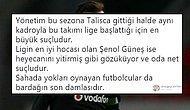 Göztepe'ye Mağlup Olan Beşiktaş'ta Taraftarlar Oğuzhan ve Şenol Güneş'e Sitem Etti