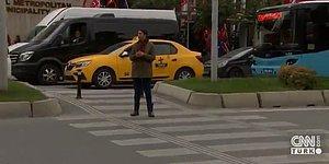 Muhabirin Yaya Yoluyla İmtihanı: Türkiye'de Yayaya Yol Veriliyor mu?