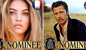 2018'de Dünyanın En Güzel Yüzlü İnsanlarını Seçiyoruz!