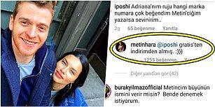 Metin Hara, Sevgilisi Adriana Lima ile Paylaştığı Fotoğrafın Altına Yapılan Yorumlara Verdiği Cevaplarla Herkesi Güldürdü