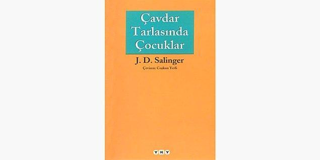 88. Gönülçelen - Çavdar Tarlasında Çocuklar - J. D. Salinger (1951)