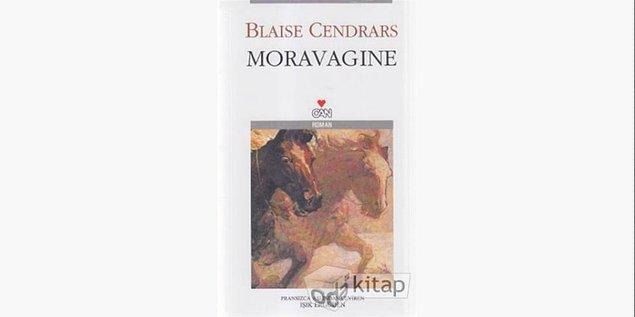 80. Moravagine - Blaise Cendrars (1926)