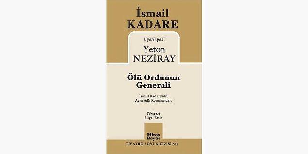 81. Ölü Ordunun Generali - İsmail Kadare (1963)
