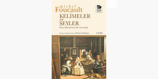 66. Kelimeler ve Şeyler - Michel Foucault (1966)
