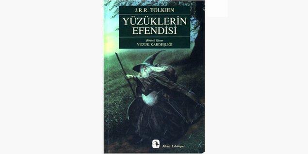 58. Yüzüklerin Efendisi - J.R.R. Tolkien (1954–1955)