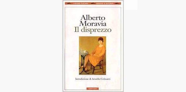 48. Il Disprezzo - Alberto Moravia (1954)