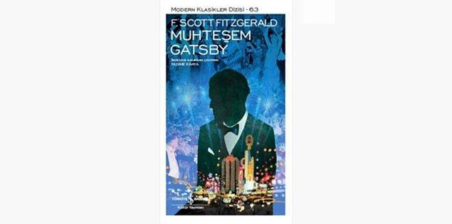 45. Muhteşem Gatsby - F. Scott Fitzgerald (1925)