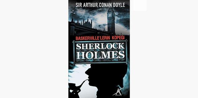 44. Baskervillerin Köpeği - Arthur Conan Doyle (1901–1902)