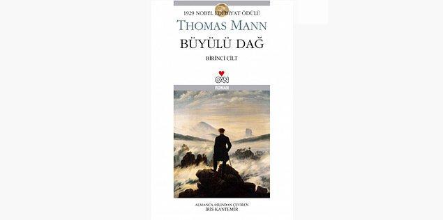 40. Büyülü Dağ - Thomas Mann (1924)
