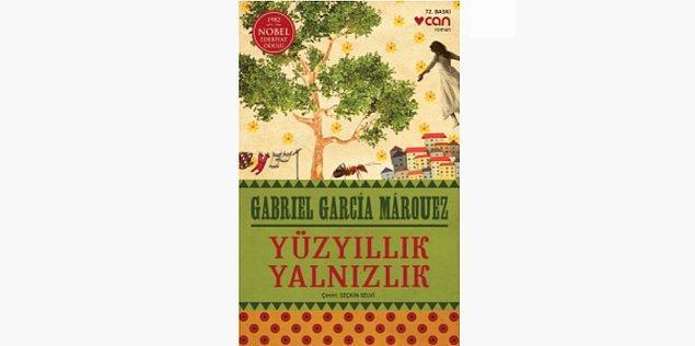 33. Yüzyıllık Yalnızlık - Gabriel García Márquez (1967)
