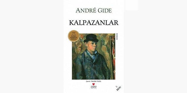 30. Kalpazanlar - André Gide (1925)