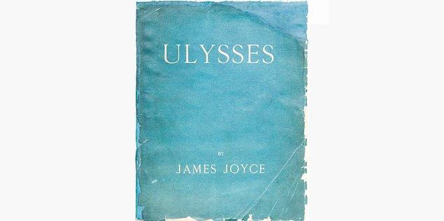 28. Ulysses - James Joyce (1922)