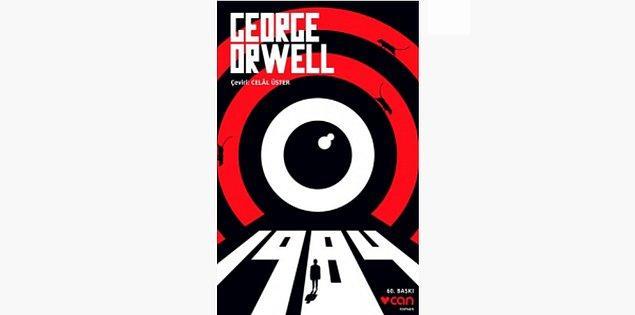 22. 1984 - George Orwell (1949)