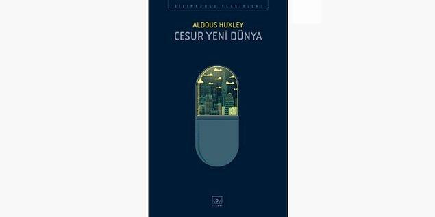 21. Cesur Yeni Dünya - Aldous Huxley (1932)