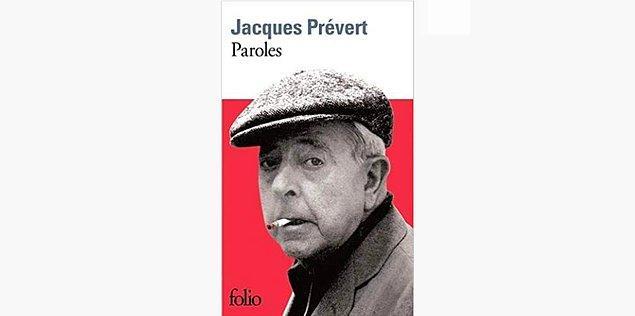 16. Paroles - Jacques Prévert (1946)