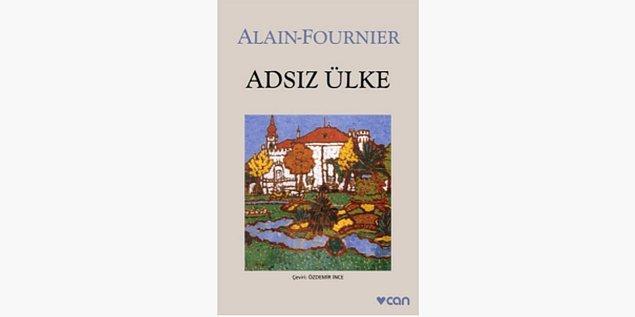 9. Adsız Ülke - Alain-Fournier (1913)