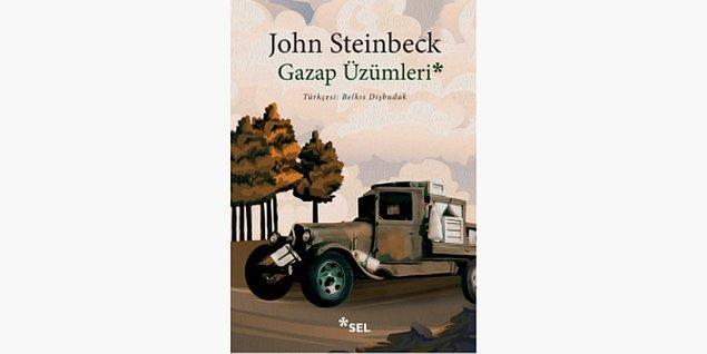7. Gazap Üzümleri - John Steinbeck (1939)