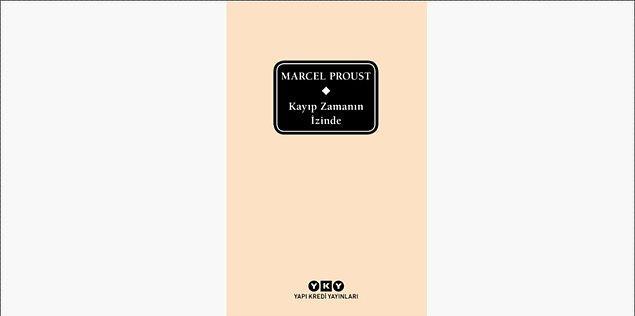 2. Kayıp Zamanın İzinde - Marcel Proust (1913–1927)