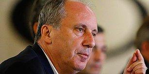 """İnce, Kılıçdaroğlu'nu Sorumlu Tuttu: """"Seçimi 'Gel Bakalım Muharrem' ile Kaybettik"""""""