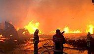 Esenyurt'ta 3 Fabrikada Yangın: 'Can Kaybı Yok, Kontrol Altına Alındı'