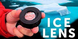 Daha Önce Hiç 10.000 Yıllık Lens İle Çekilmiş Bir Fotoğraf Görmüş Müydünüz?
