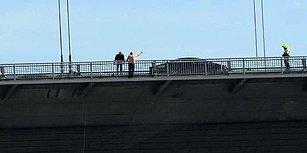 Köprüde 'Atlayacaksan Atla' Demişlerdi: 'İntihara Teşvik' Suçundan 3'er Yıl Hapis Cezası