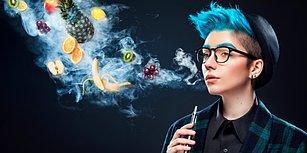 """Amerika'da Yükselen ve """"Sağlıklı"""" Olduğu İddia Edilen Vitaminli Elektronik Sigara Trendi"""