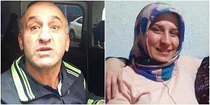 """Eski Eşini Sokak Ortasında 18 Yerinden Bıçakladı: Savunmasında """"Amacım Öldürmek Değil, Korkutmaktı"""" Dedi"""