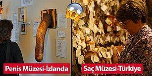 İnsan Gerçekten Hayret Ediyor! Türkiye'nin de Listede Yer Aldığı Dünyanın En Tuhaf 20 Müzesi