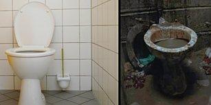 Umumi Tuvaletlerde Klozetin Üzerini Tuvalet Kağıdı ile Kaplamak Bakterilerin Daha Kolay Üremesini Sağlıyor!