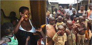 44 Kez Doğum Yapıp, 38 Çocuk Annesi Olan Kadın Nasıl Bir Hayat Sürdüğünü Anlattı!