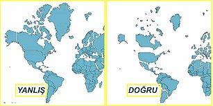 İngiliz Bilim İnsanından Kullandığımız Dünya Haritasının Bir Yalan Olduğunu Gösteren Paylaşım