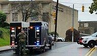 ABD'de Sinagoga Silahlı Saldırı: 11 Kişi Hayatını Kaybetti